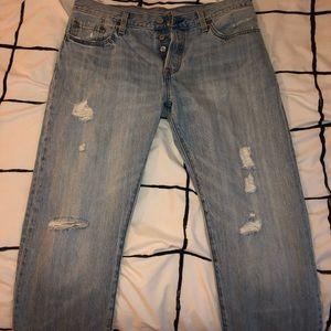 Levis jeans!